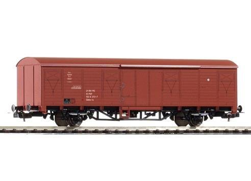 H0 ged. Güterwagen Gbkks-ts der PKP