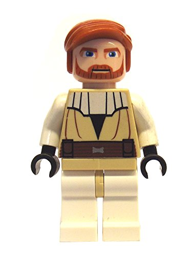 Preisvergleich Produktbild LEGO Star Wars: Clone Wars - Minifigur Obi-Wan Kenobi