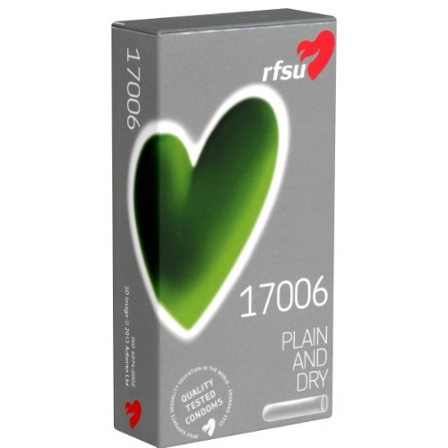 RFSU «17006» - 30 trockene Kondome ohne Reservoir