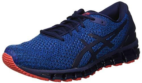 ASICS Gel-Quantum 360 Knit 2, Chaussures de Running Homme, Multicolore (Race Blue/Peacoat 400), 43.5 EU
