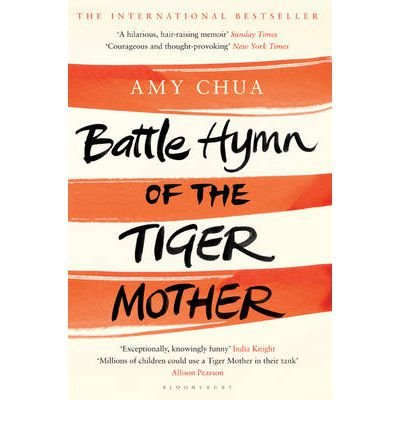 Portada del libro [(Battle Hymn of the Tiger Mother )] [Author: Amy Chua] [Apr-2011]