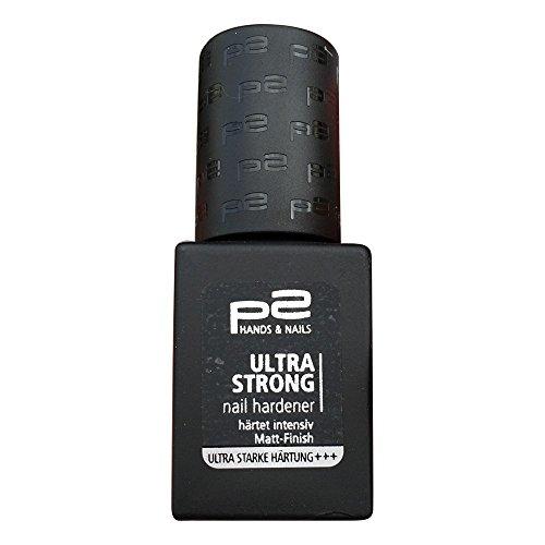 p2 cosmetics Nagelhärter Ultra Strong Nail Hardener, 10 ml (1St)