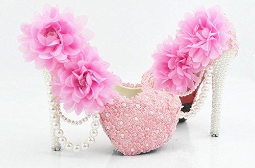 frauen-hgh-heels-runde-hochzeit-single-schuhe-rosa-spitze-pulver-blumen-brautjungfer-nachtclub-schuh