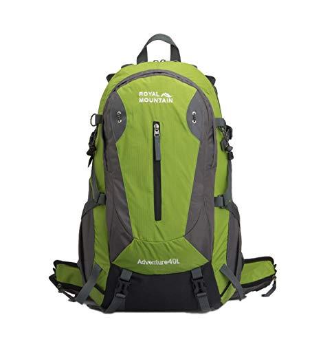 Skudy impermeabile viaggio zaino da campeggio nylon portatile zainomontagna 40 litri outdoor zaino trekking sportiva moda multifunzione zaino da alpinismo