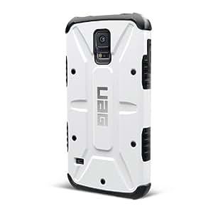Urban Armor Gear - UAG-GLXS5-WHT-W/SCRN-VP - zusammengesetzten Hülle für Samsung Galaxy S5 - Weiß