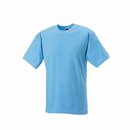 Russell Mens Lightweight Short Sleeve T-Shirt