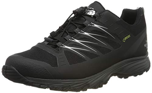THE NORTH FACE M Venture Fstlce GTX, Zapatillas de Senderismo para Hombre, Negro TNF Black/Metallic...