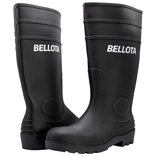 Bellota 72243-41 Bota Negra PVC S5, Talla 41