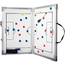 b+d abatible pizarra táctica de fútbol (30 x 45 cm)