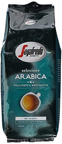 Segafredo Zanetti Selezione Arabica, 2er Pack (2 x 1000 g)