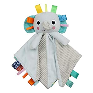 Bright Starts- peluche, Color grey (Kids2 12344)