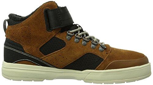 Etnies Sky Rise Odb Lx, Chaussures de skateboard homme /Brown/Black 201