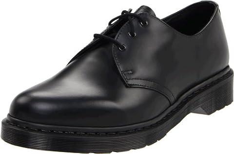 Bottes Doc Martens - Dr. Martens 1461 Mono Smooth Black, Derby