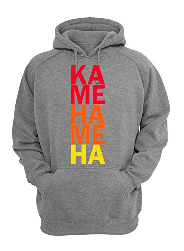 Shut Up Kamehameha Unisex Kapuzenpullover XX-Large