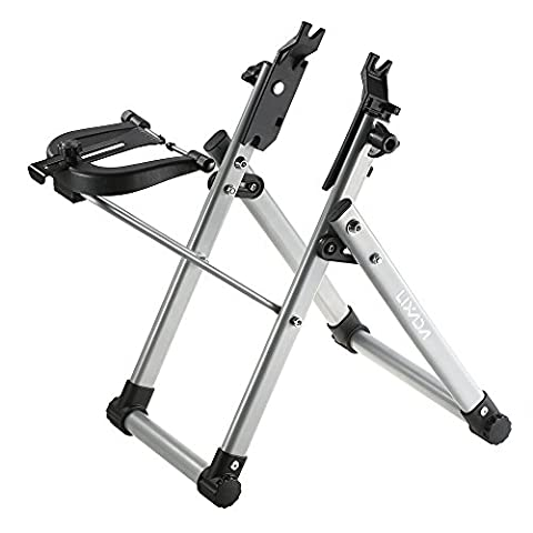 Lixada Bike Wheel Truing Stand Bicycle Wheel Maintenance Home Mechanic Truing Stand