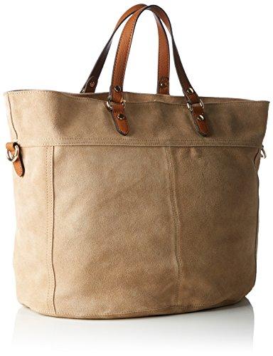 Cinque Carla, sac à main Braun (Sand)