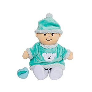 Manhattan Toy 154650Wee Baby Stella Nieve día Suave bebé muñeca