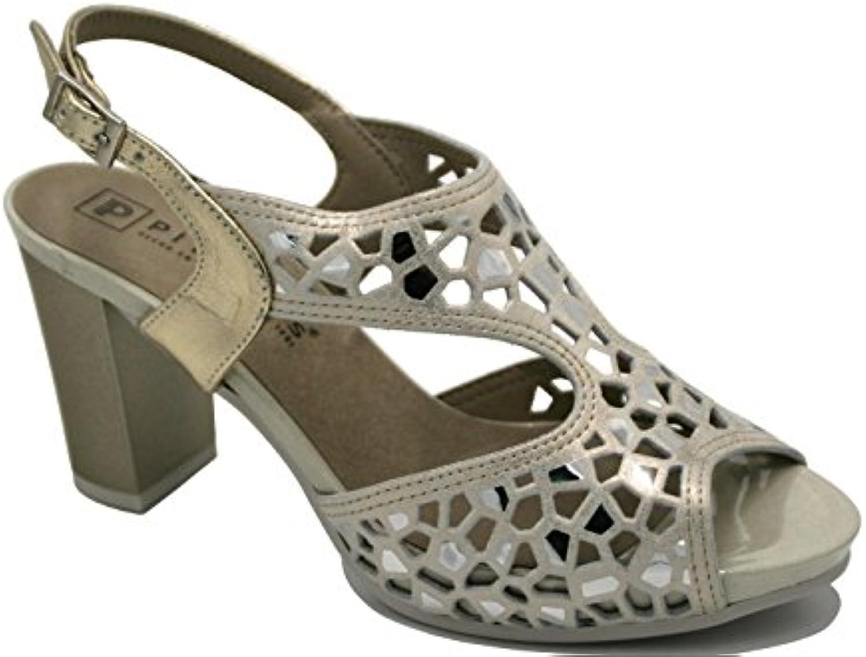 Nike 844958-002, Zapatillas de Deporte Para Mujer 38.5 EU|Cannon/Cannon-Pure Platinum
