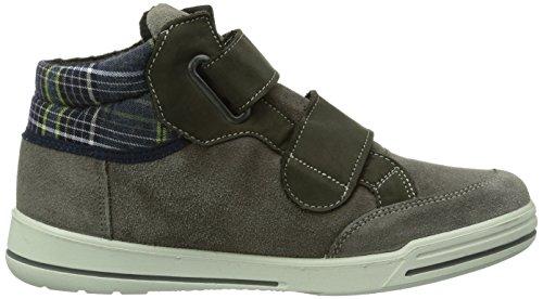 Ricosta Bajor Jungen Hohe Sneakers Grau (meteor 464)