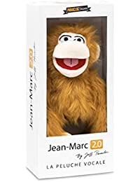 Peluche vocale Jean-Marc by Jeff Panacloc