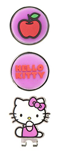 ladies-hello-kitty-hat-clip-and-ball-marker-kisses-apple