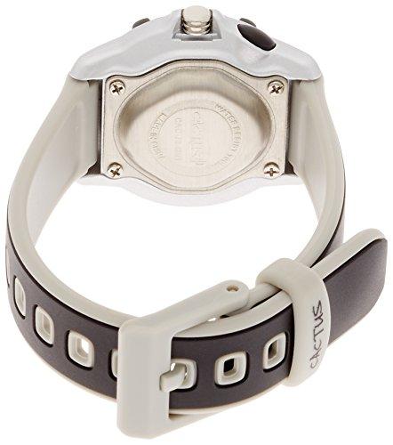 Cactus Kinder-Armbanduhr Analog Plastik Schwarz CAC-78-M01 - 2