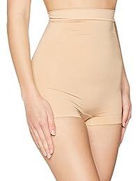 FM London High Waist Shapewear Shorts, Faja Moldeadora para Mujer