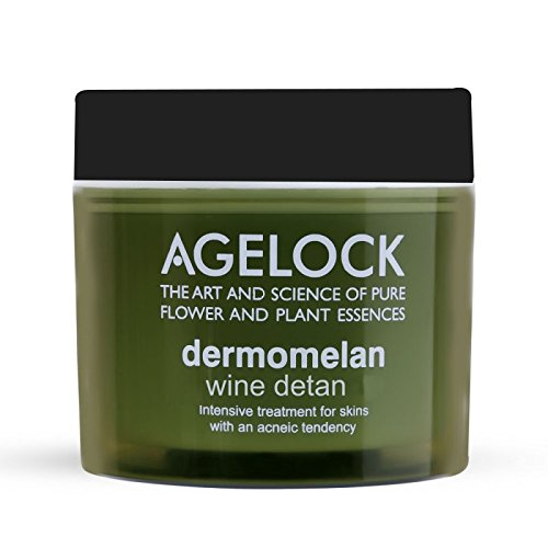 O3+ agelock DERMOMELAN WINE D-TAN  available at amazon for Rs.1650