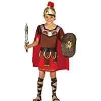 Child Roman Centurion Soldier Army World Book Week Fancy Dress Costume 3-4 yrs