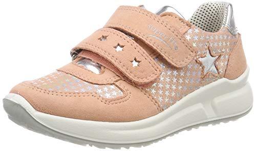 Superfit Mädchen Merida Sneaker, Pink (Rosa 56), 28 (Merida Schuhe)