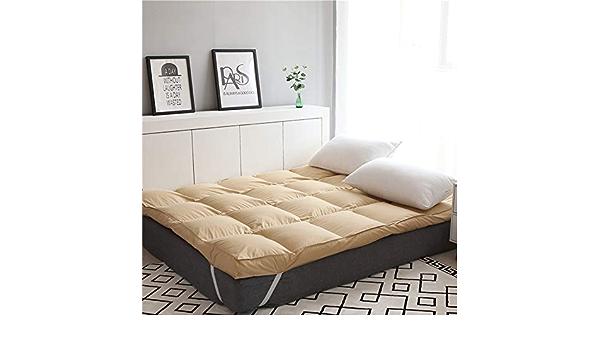 35x75x2inch PLLXY Dick Premium Matratze Pad,gesteppter Nicht-Slip Schlafen Pad,Reversible Folding Tatami Matte K/önigin-k/önig Matratze Topper Fu/ßmatten-a1 90x190x5cm
