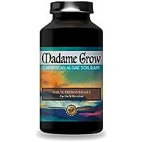 MADAME GROW  Concime Organico per Marijuana o Cannabis -Fertilizzante Caribeann Algae - Ottieni Suolo microbico e Fertile con Questa ricetta a Base di alghe