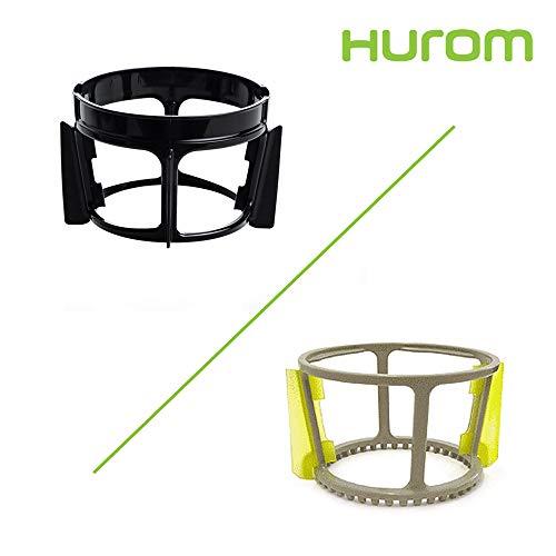 HUROM® Slow Juicer Rotationsbürste 2 Silkonwischer 1G/2G Original Ersatzteil (1G 500ml)