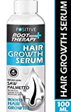 POSITIVE Root therapy Plus+ Hair Growth Serum | Saw Palmetto, Biotin, Pea Protein
