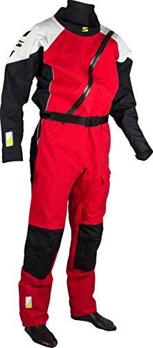 Sandiline Herren Drysuit Pro II - Trockenanzug mit optimaler Passform, Größe:XXL