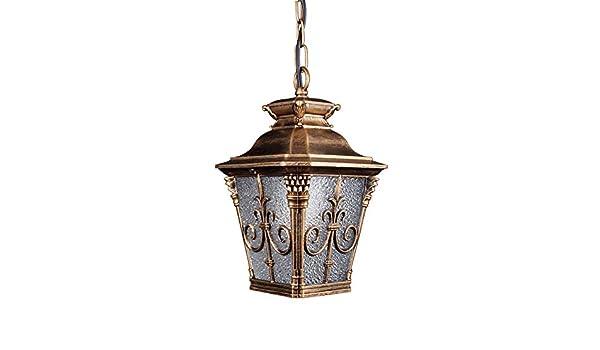 Lampade A Sospensione Allaperto : Retrò all aperto appeso luce impermeabile ip e esterno lampada