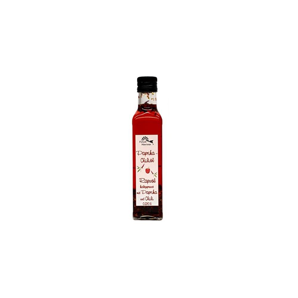 Paprika Chilil Mit Kaltgepresstem Rapsl 250ml