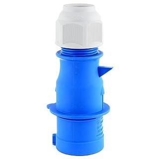 CEE 30236323 Bals Stecker (32A, 3-polig) blau