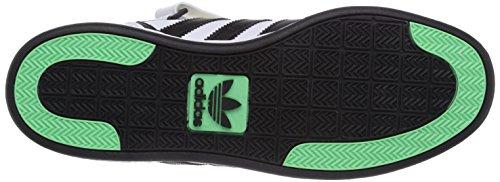 Black core S15 Varial light White Green ftwr Adidas Mid Herren Flash Sneakers Originals Weiß Hohe vw6xwR5z