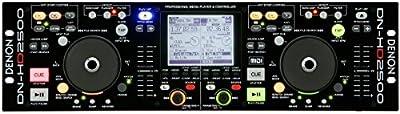 Denon pro DNHD2500 - Denon dn-hd2500 reproductor mp3/wav disco duro