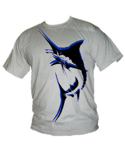 Blue Ray T-Shirts Herren T-Shirt Ice Grey