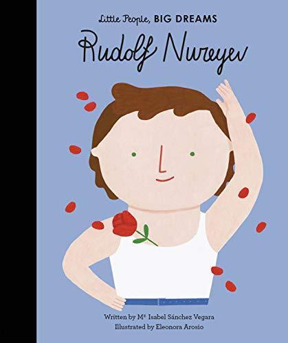 Rudolf Nureyev par Isabel Sanchez Vegara