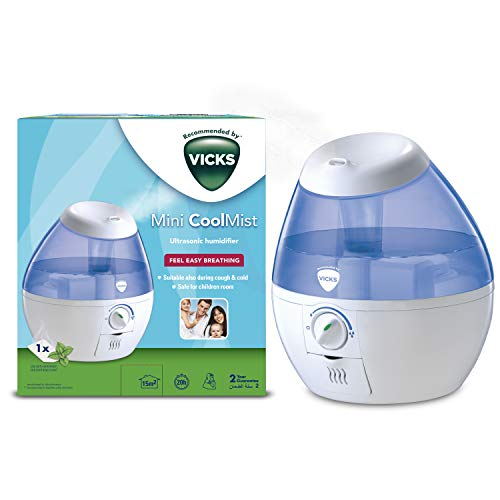 Warm mist humidifier 2 weeks post op to treat dryness in my