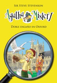 Doble Engaño En Oxford (Agatha Mistery)