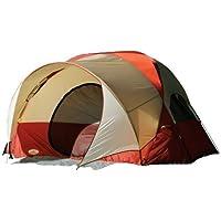 Texsport Clear Creek 3Person Vestibule Tent (Red/Tan, 8-Feet X 10-Feet X 74-inch) by Texsport - Trova i prezzi più bassi