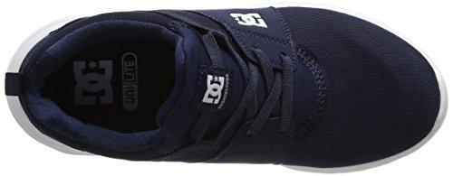 DC Shoes Jungen Heathrow Sneaker Blau