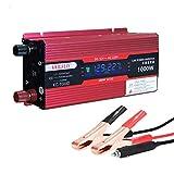 SAILFLO Fahrzeug 1000 W Car Power Inverter Konverter DC 12 V zu AC 220 V USB Adapter tragbar Spannung Trafo KFZ Ladegeräte