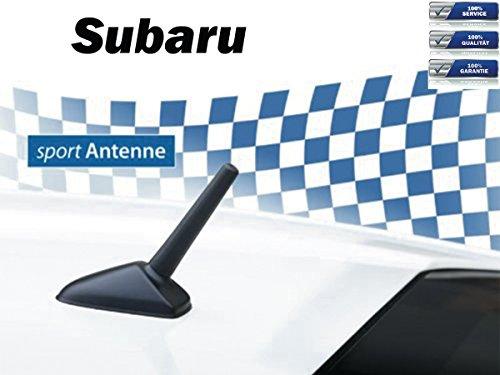 AM/FM Auto-Kurz-Stab-Tuning-Sport-Ersatz-Dach-Antenne für SUBARU M5+M6 Gewinde (Ersatz-stab-antenne)