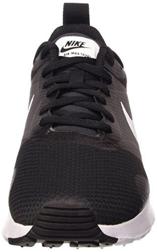 Nike Air Max Tavas, Scarpe da Ginnastica Uomo Nero (Black/White/Black)