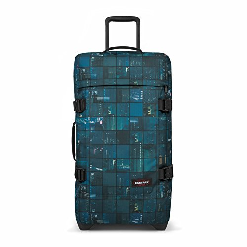 Eastpak Tranverz M Bagage Cabine, 67 cm, 78 L, Bleu